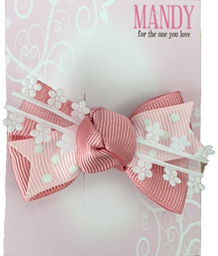 Baby Boutique Bow Pink