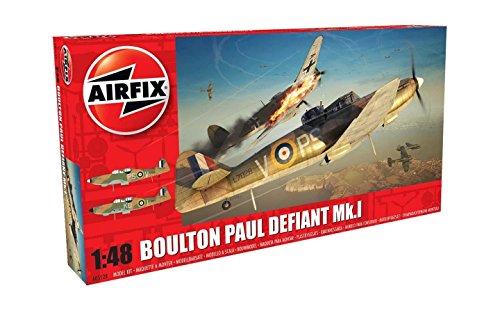 エアフィックス 1/48 ボールトンポール デファイアント Mk.I