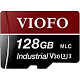 VIOFO 128GB High Speed MLC Micro SD U3 Memory Card with Adapter Support Ultra HD 4K Video Recording