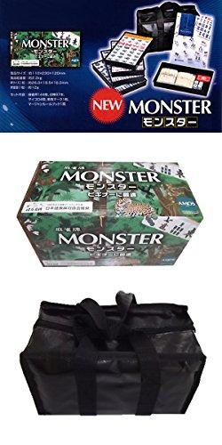 アモス モンスター 日本健康麻将協会推奨 麻雀牌セット モンスター牌 4512698002106