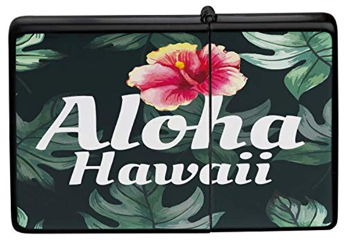 線形寄生虫困ったPocket Windproof ライター Lighter Brushed Oil Refillable Hawaii Aloha