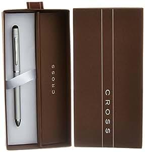 クロス 複合ペン テックスリープラス AT0090-5+ サテンクローム 正規輸入品