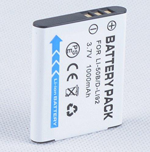 バッテリー( 2- Pack )と充電器for Olympus SZ - 14、SZ - 15SZ - 16iHSデジタルカメラ