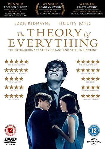 The Theory Of Everything [DVD] [2015] [ NON-USA FORMAT, PAL, Reg.2 Import - United Kingdom ]