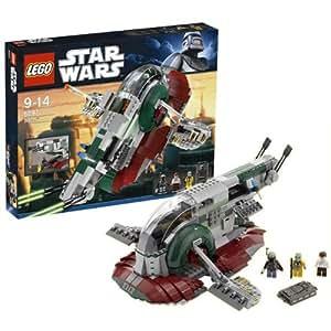 レゴ (LEGO) スター・ウォーズ スレープ I 8097