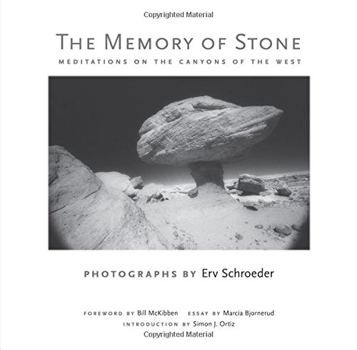 Download The Memory of Stone: Meditations on the Canyons of the West 0826354866