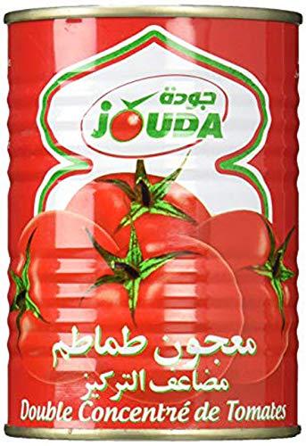 40個分のトマト・2倍濃縮トマトペースト 400g【ハラル認証】Premium Halal Double Concentrated Tomato Paste