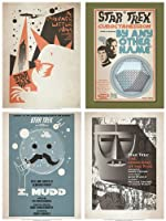 Star Trek - The Original Series Posters - Set 16 [並行輸入品]