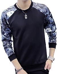 (シュバリアン) Chevalian アースカラー 長袖 Tシャツ メンズ