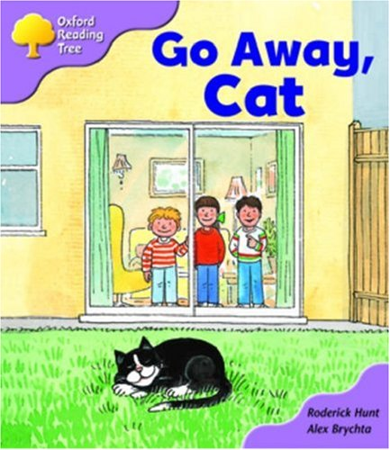 Oxford Reading Tree: Stage 1+: More First Sentences A: Go Away Catの詳細を見る