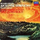 R.シュトラウス:アルプス交響曲/シェーンベルク:管弦楽のための変奏曲