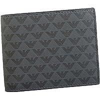 (エンポリオアルマーニ) EMPORIO ARMANI 財布 二つ折り メンズ y4r065 [並行輸入品]