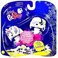 Littlest Pet Shop: Pairs and Portables - Sheepdog and Sheepdog by Hasbro [並行輸入品]
