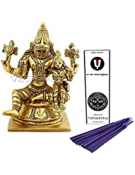 ヴェディック Vaani Sri Lakshmi Narasimha Swamy Murti Narasimha お香スティック