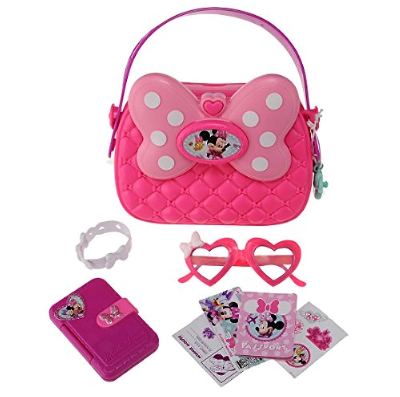 ディズニー ミニーのハッピー?ヘルパー なっちゃお! ミニーマウス おしゃれいっぱい バッグセット