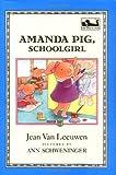 Amanda Pig, Schoolgirl (Oliver and Amanda)
