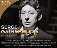 Serge Gainsbourg - Ses Plus Grandes Chansons (4 CD)