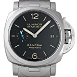 パネライ ルミノール マリーナ 1950 3デイズ オートマティック アッチャイオ PAM00722 ブラック文字盤 メンズ 腕時計 新品 [並行輸入品]
