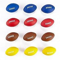 Kinder Toysネットワークミニスポーツソフトおもちゃサッカーボール、12セット、5-inches