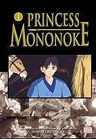 Princess Mononoke Film Comic, Vol. 1 (1)