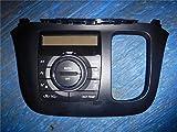 三菱 純正 デリカD2 MB15系 《 MB15S 》 エアコンスイッチパネル P60600-17001161