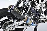 オーヴァーレーシング(OVERRACING) フルエキゾーストマフラー GP-PERFORMANCE XL フルチタン エキゾーストパイプ:チタン サイレンサー:カーボン MONKEY(モンキー) 13-01-48