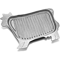 Wilton Armetale 201511 Grilling Pan, Cow Griller, 42cm, Stainless Steel