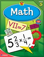 Brighter Child Math, Grade 5 (Brighter Child Workbooks)