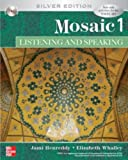 Mosaic Level 1 Listening/Speaking Student Book with Audio Highlights