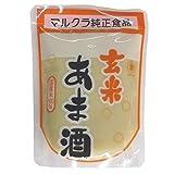 マルクラ 玄米あま酒 250g
