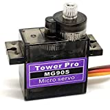MG90S デジタル・マイクロサーボ メタルギア