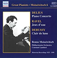 Great Pianists: Moiseiwitsch