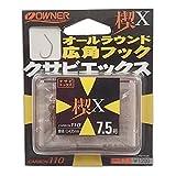 OWNER(オーナー) シングルフック 楔X 6.5号 120本 16580