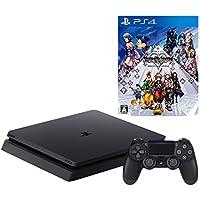 PlayStation 4 ジェット・ブラック 500GB + キングダム ハーツ HD 2.8 ファイナルチャプタープロローグ