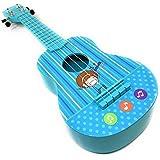 o.b Toys &ギフトキッズ6文字列木製アコースティックウクレレおもちゃクラシックギター音楽楽器おもちゃW/調整可能鮮やかなサウンドウクレレ、アコースティックギターfor Kids