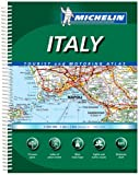 Michelin Italy: Tourist and Motoring Atlas (Michelin Tourist and Motoring Atlas : Italy)