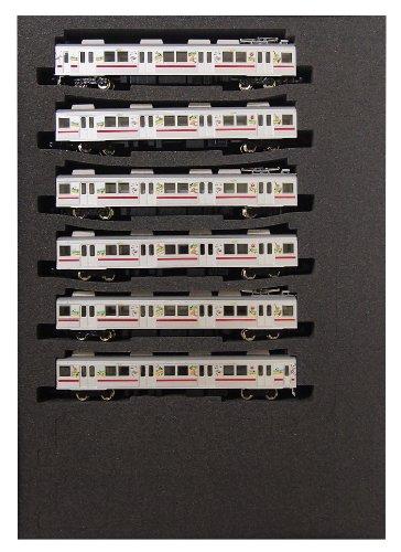 Nゲージ 4178 東急8500系TOQ-BOX基本6輛 (塗装済完成品)