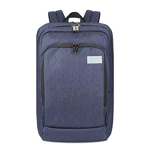 Niksa 多機能 バッグ アウトドア 登山旅行 通学 通勤 男女兼用 大容量 撥水性 耐久性 耐磨耗 サファイア色 (サファイア)