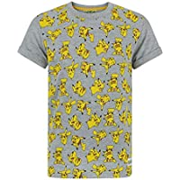 vanilla underground Pokemon Pikachu Meowth Boys Kids T-Shirts