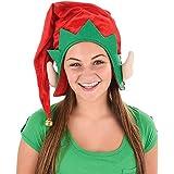 Christmas Holiday Jumbo 70cm Red Elf Hat (1 per order)