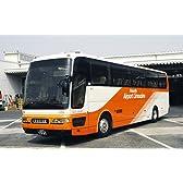 青島文化教材社 1/32 バス No.22 エアポートリムジンバス 三菱ふそうエアロクィーンI