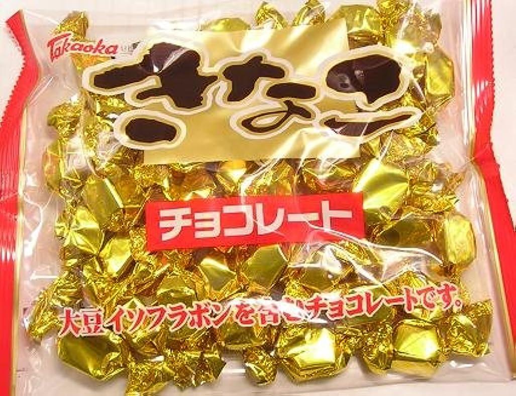 本当のことを言うとダンス凶暴な高岡食品 きなこチョコレート* 165g×5袋入