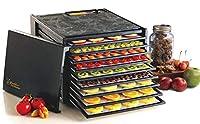Excalibur エクスカリバー 食品乾燥機 フードディハイドレーター 3900B 9 Tray Deluxe Dehydrator, Black【並行輸入】