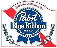 pabst blue ribbonクラシックヴィンテージステッカーデカールNHRA Ratrodストリートロッド