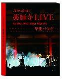 甲斐バンド Absolute薬師寺Live [DVD]