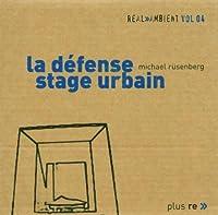 la defense stage urbain