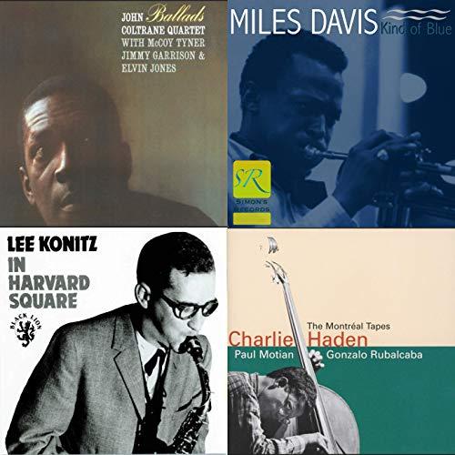 読書しながら聴くジャズ