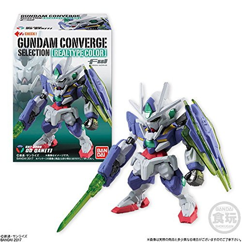 FW GUNDAM CONVERGE SELECTION [REAL TYPE COLOR] 【全5種セット(フルコンプ)】