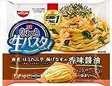 [冷凍] 日清食品冷凍 日清もちっと生パスタ 香味醤油 270g
