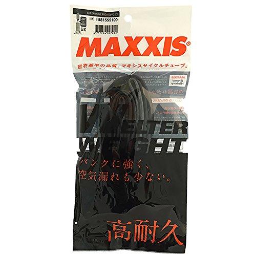 MAXXIS(マキシス) WW TUBE 700×18/25C 仏 48 mm IB81555100
